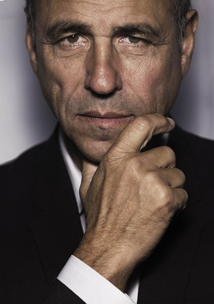 Anthony Horowitz Portrait © Nick Gregan Photographer