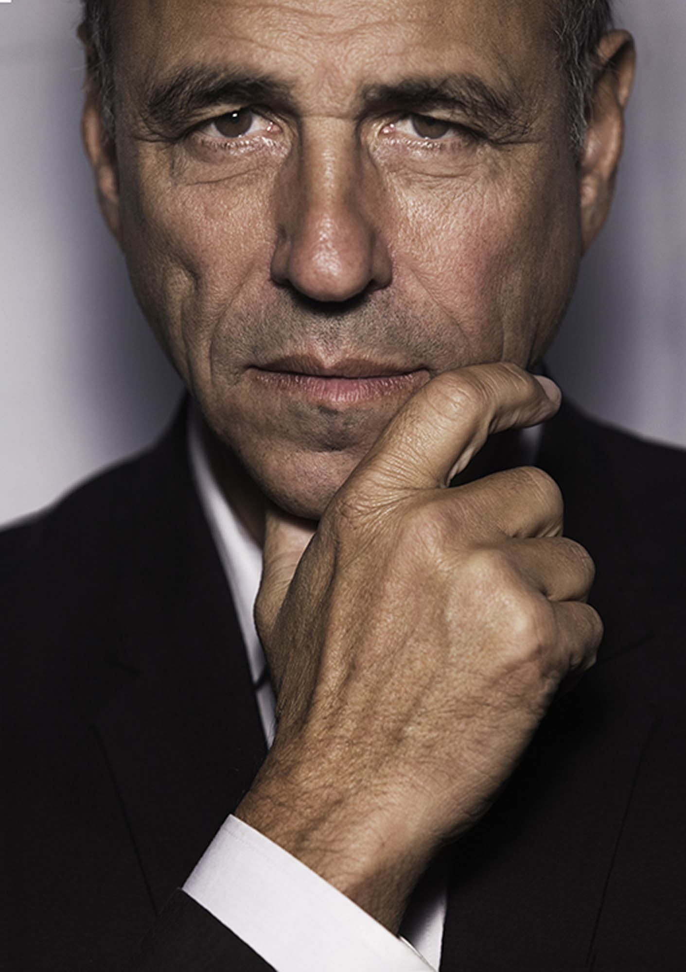 Anthony Horowitz Portrait © Nick Gregan Photographer
