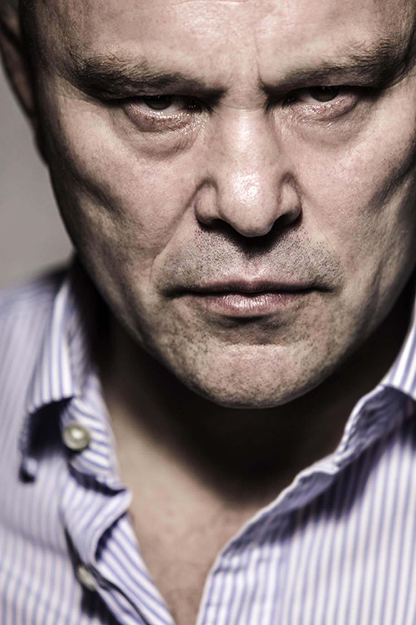 Brian Moore Portrait © Nick Gregan Photographer