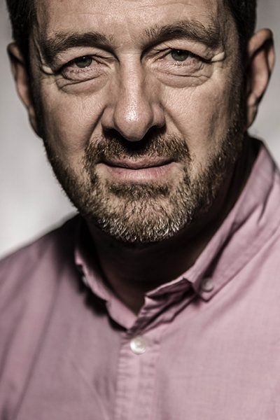 Chris Boardman Portrait © Nick Gregan