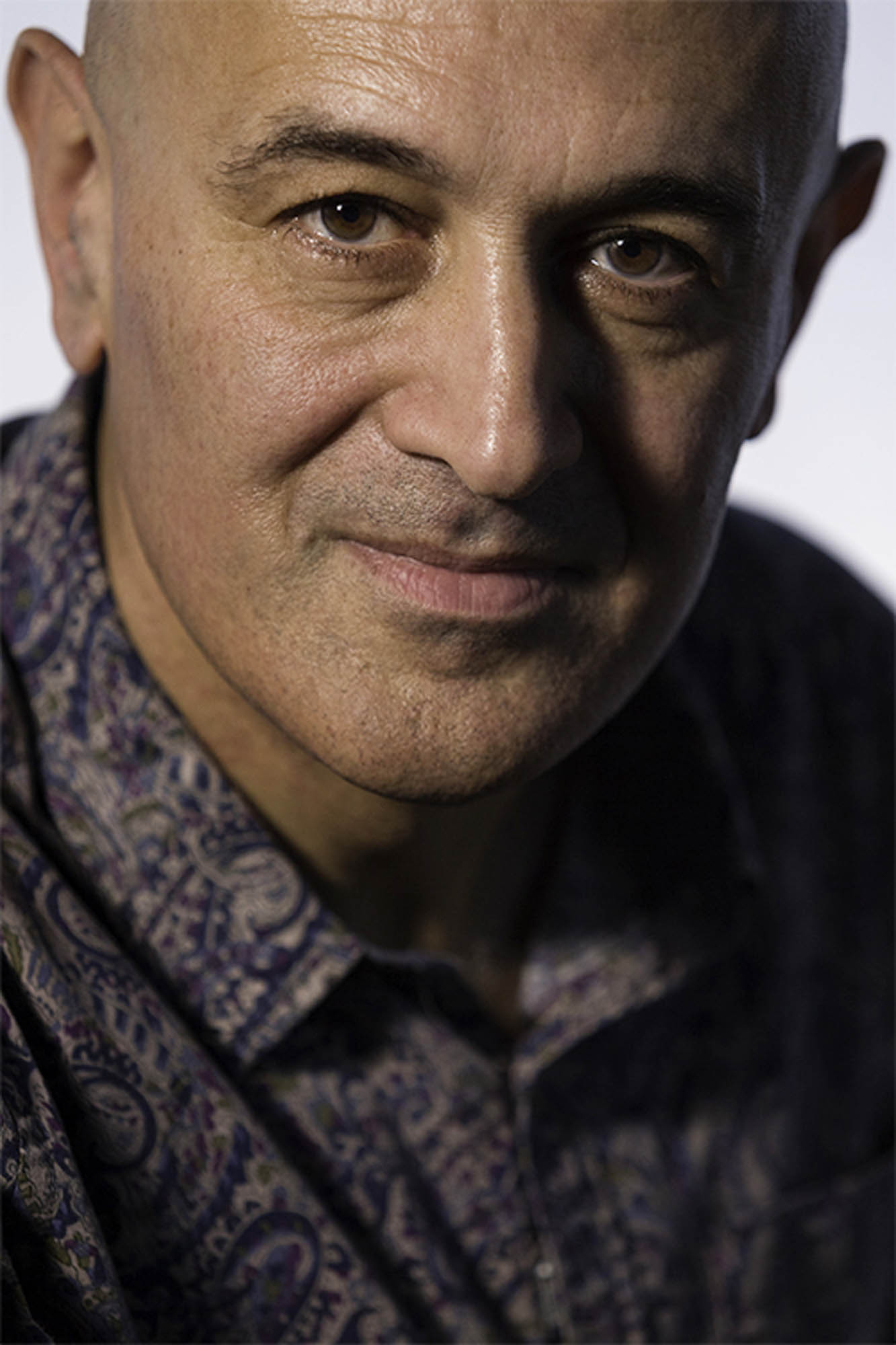 Jim Al Khalilli Chris Boardman Portrait © Nick Gregan Photographer