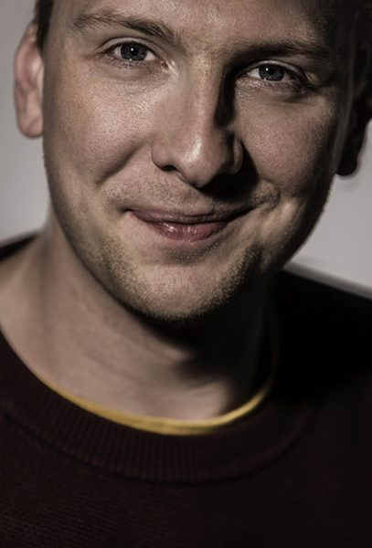 Joe Lycett Portrait © Nick Gregan Photographer