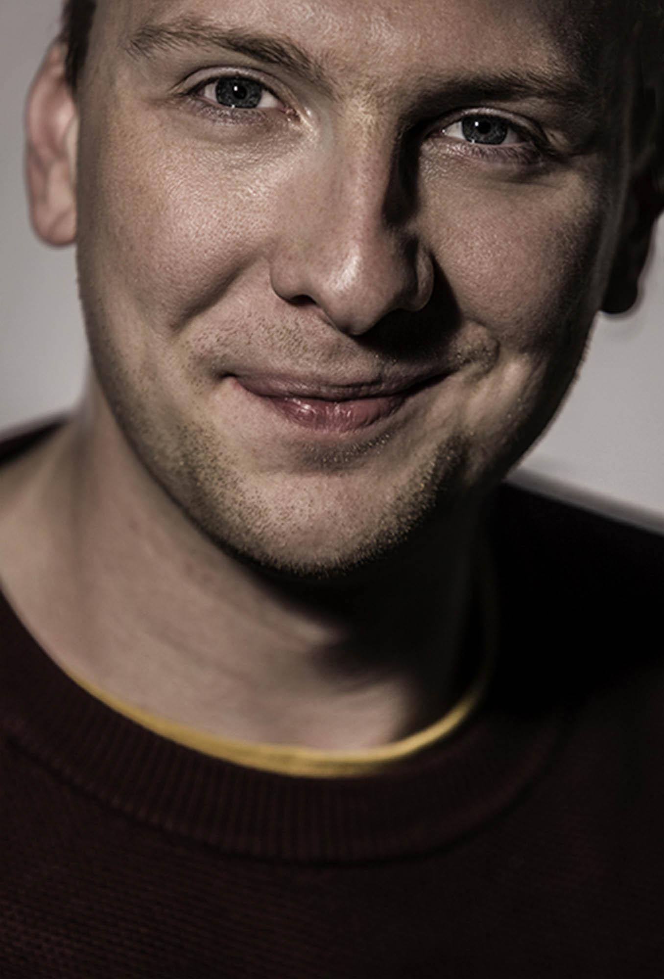 Joe Lycett Portrait © Nick Gregan Photographer