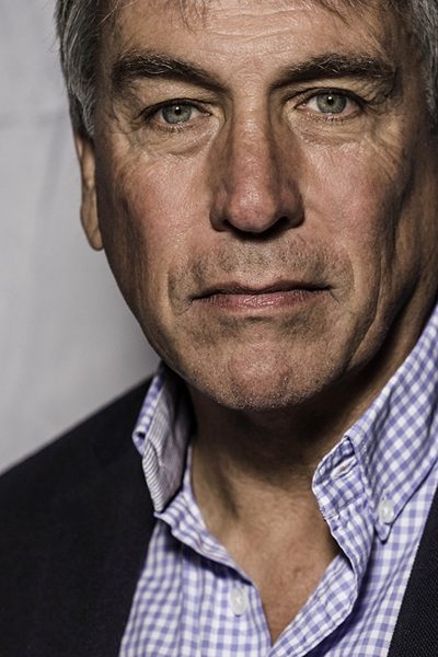 John Inverdale Portrait © Nick Gregan Photographer