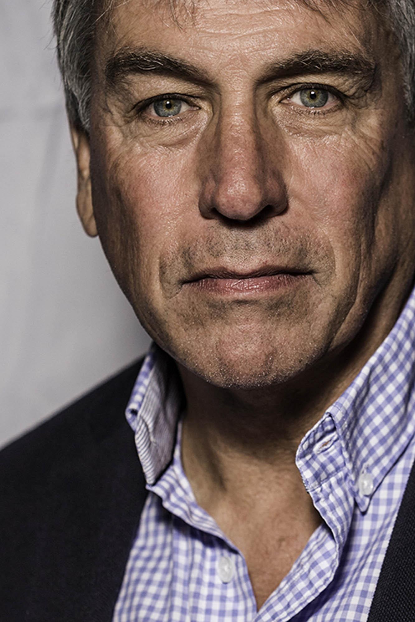 John Inverdale Portrait © Nick Gregan Photographer