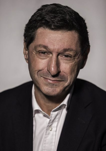 John Sopel Portrait © Nick Gregan Photographer