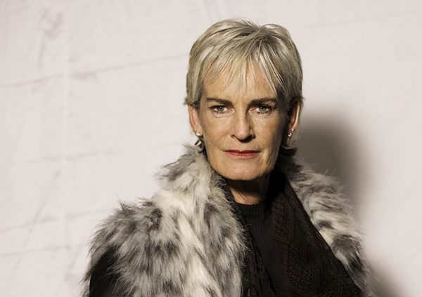 Judy Murray Portrait © Nick Gregan Photographer