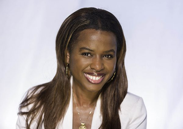 June Sarpong Portrait © Nick Gregan Photographer