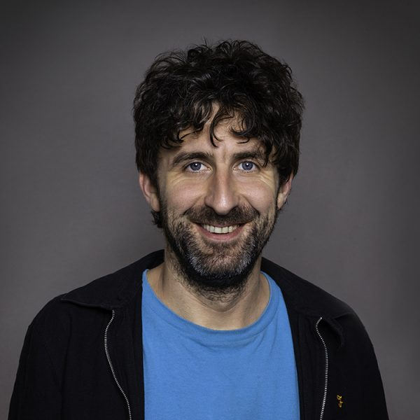 Mark Watson Portrait © Nick Gregan Photography