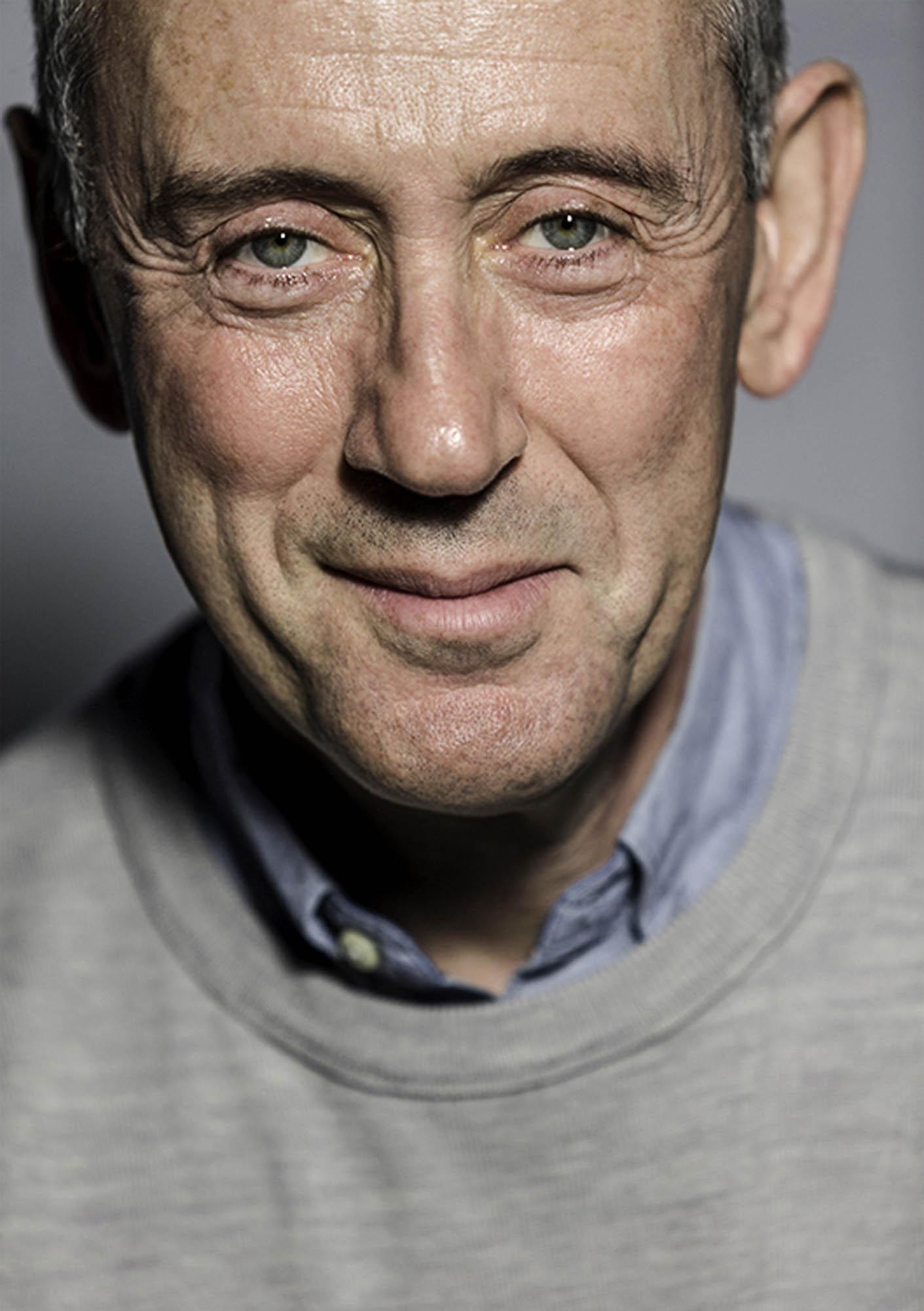 Nicholas Hytner Portrait © Nick Gregan Photographer
