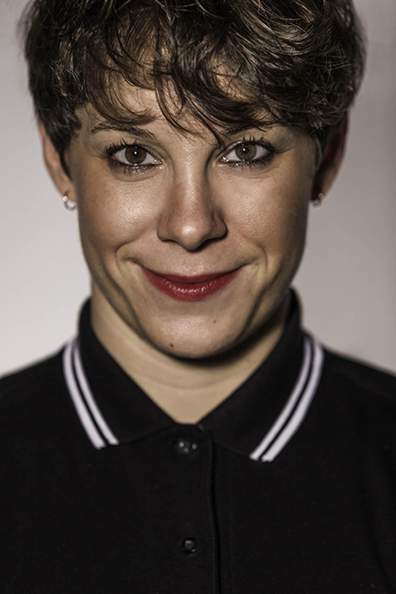 Suzi Ruffell Portrait © Nick Gregan Photographer