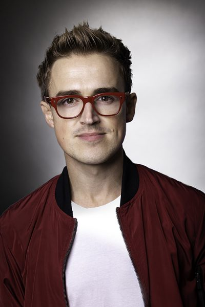 Tom Fletcher Portarit © Nick Gregan Photographer