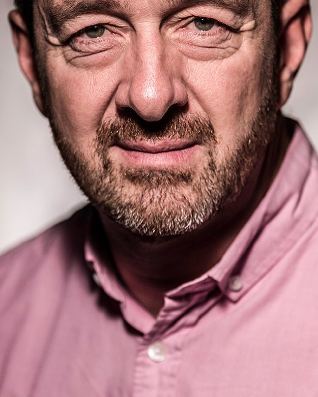Powerful of @chris_boardman gold medalist and now cycling czar. @wimbookfest