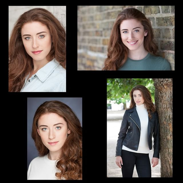 The way is going in the means that & need a selection of #headshots, it's no longer a case of one fits all as it used to be many years ago.